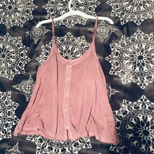 American Eagle Soft Pink Tank